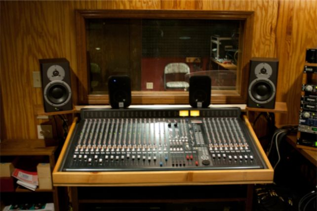 Alfresco Place Studio Equipment